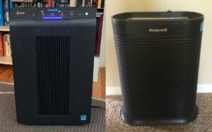 Winix 5500-2 Vs Honeywell Hpa300