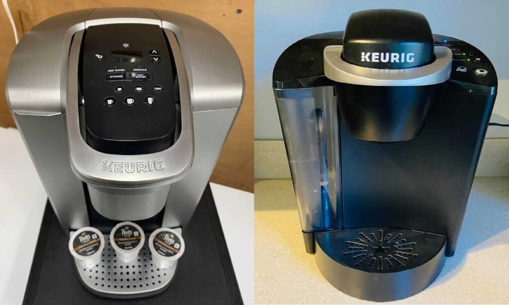 keurig k elite vs k55