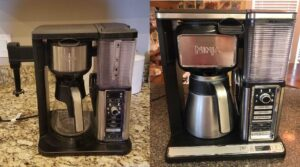 Ninja Coffee Bar CM401 Vs CF097