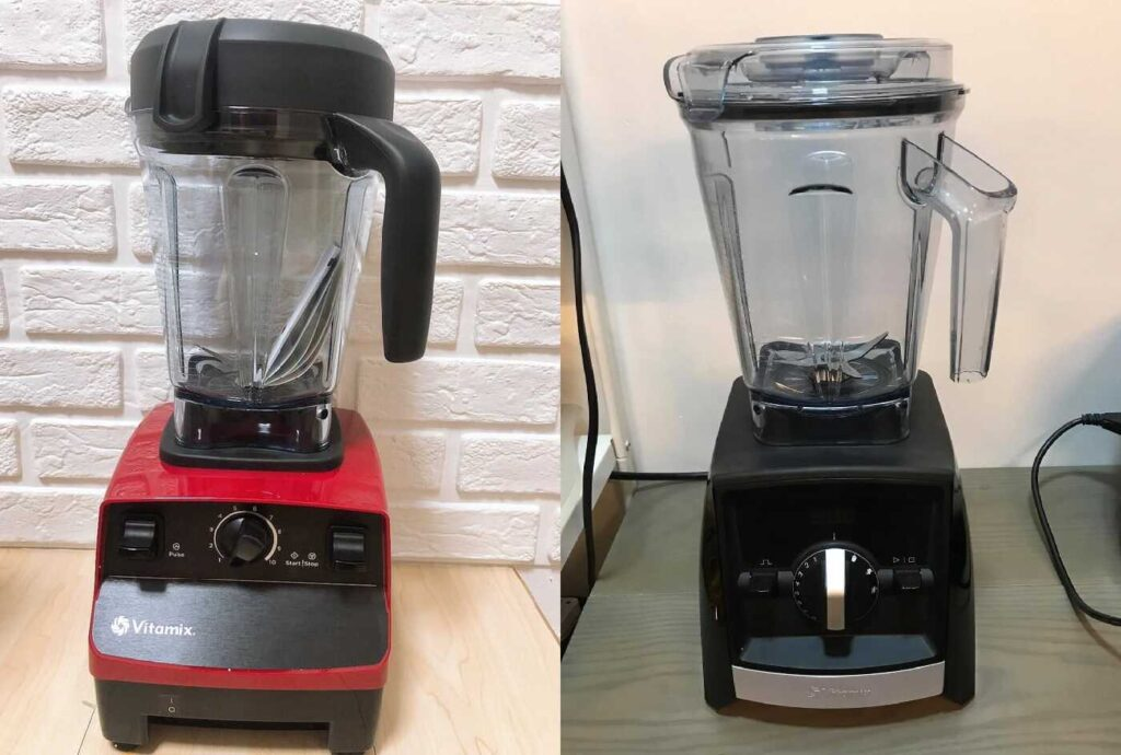 Vitamix 5300 Vs A2500