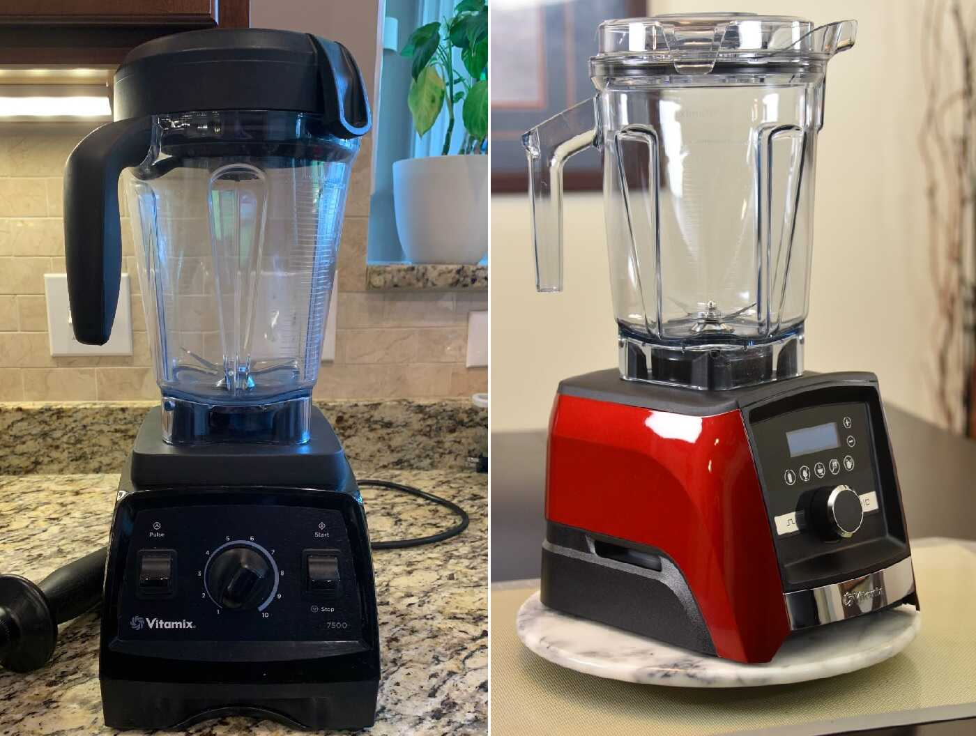 Vitamix 7500 Vs A3500