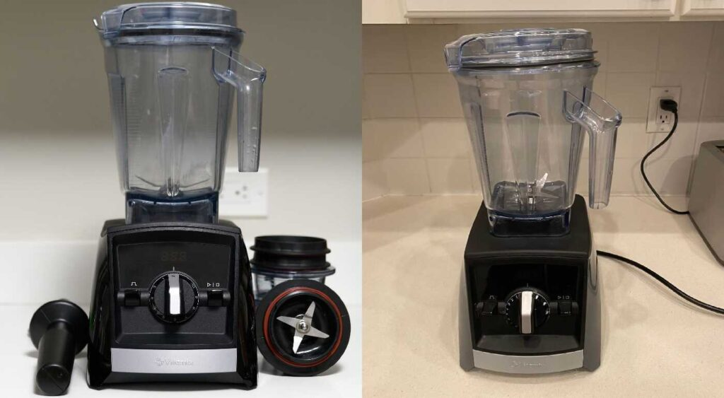 Vitamix A2300 Vs A2500