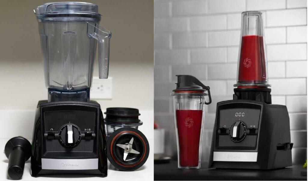 Vitamix A2300 Vs E310