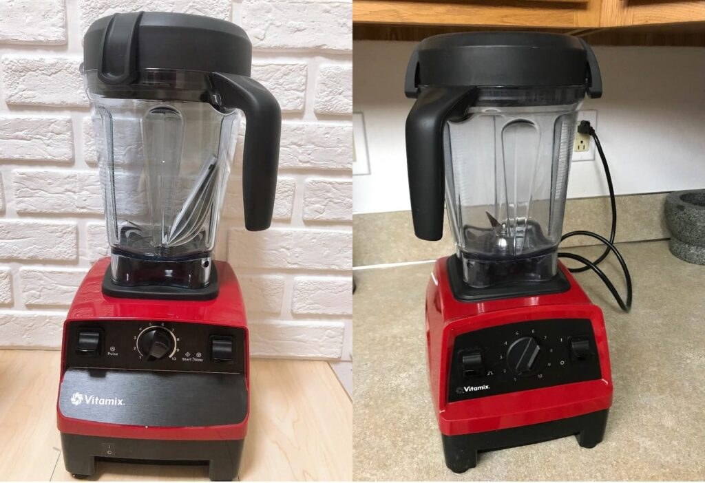 Vitamix 5300 Vs Explorian