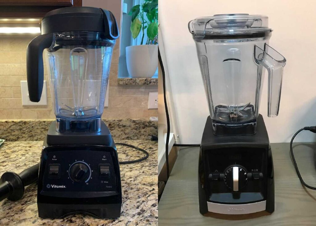 Vitamix 7500 Vs Ascent A2500