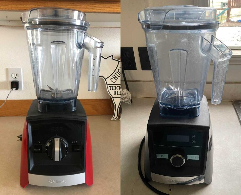 Vitamix A2300 Vs A3300