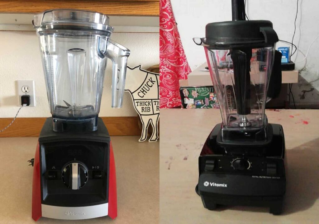 Vitamix A2300 Vs V1200