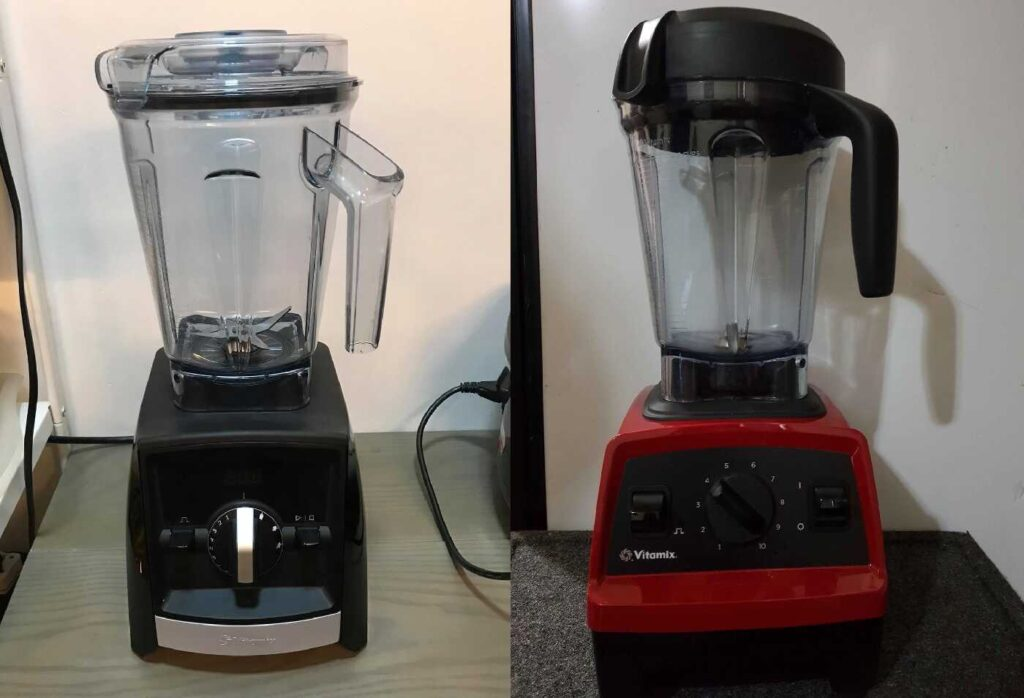 Vitamix A2500 Vs E320