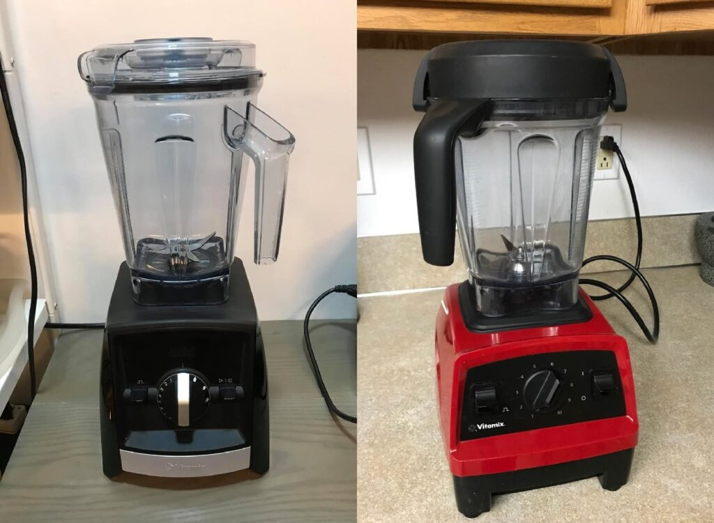 Vitamix A2500 Vs Explorian