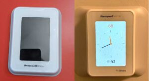 Honeywell T9 Vs T10 Thermostat
