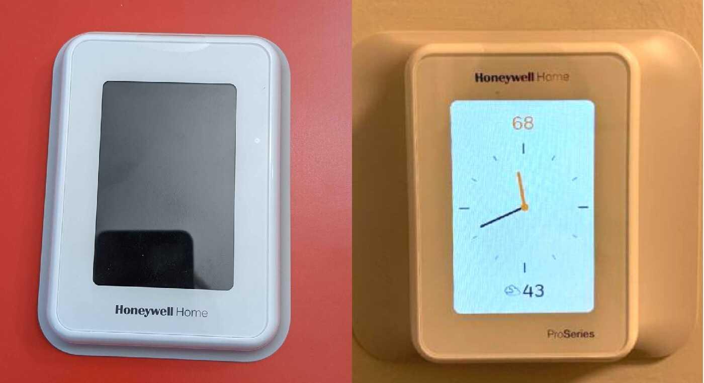 Honeywell T9 Vs T10 Thermostat