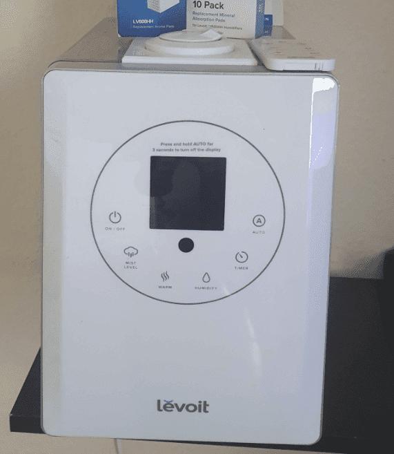 Levoit LV 550HH vs LV 600HH