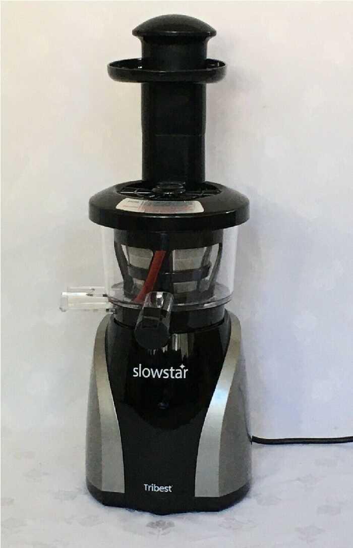 Tribest Slowstar SW 2000 Vs 2020