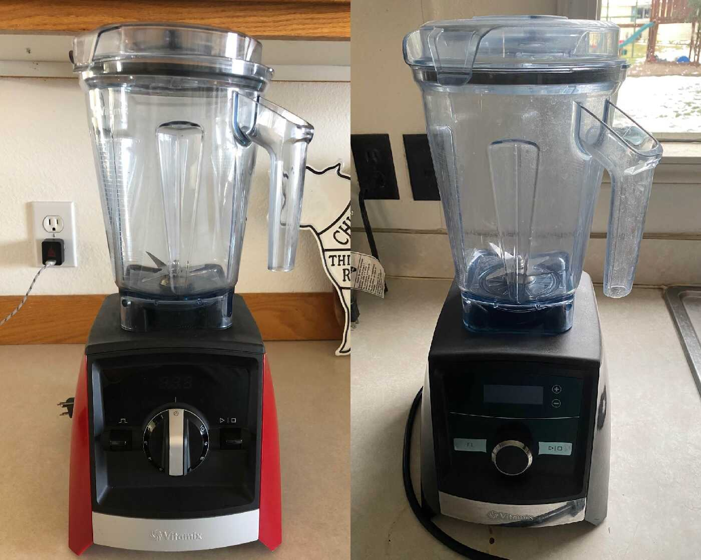 Vitamix A2300 vs 3300