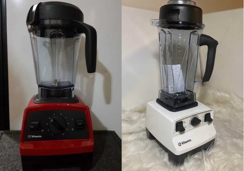 Vitamix e320 vs 5200