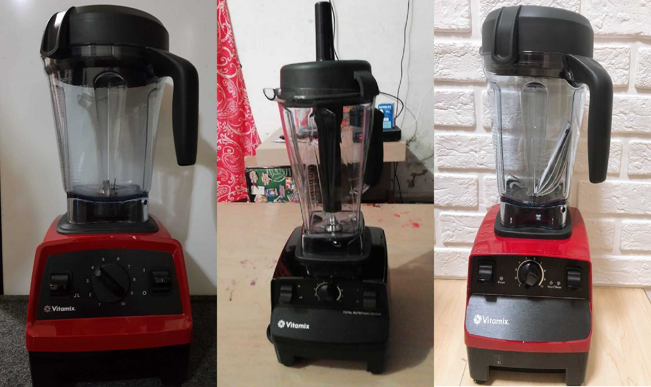 Vitamix e320 vs v1200 vs 5300