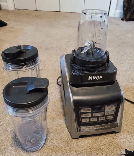 Ninja BL770 vs BL642