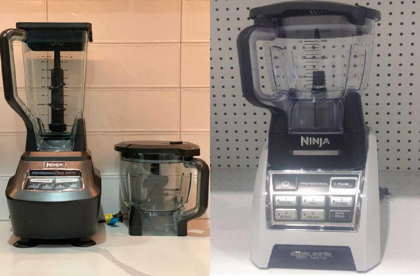 Ninja BL770 vs BL685