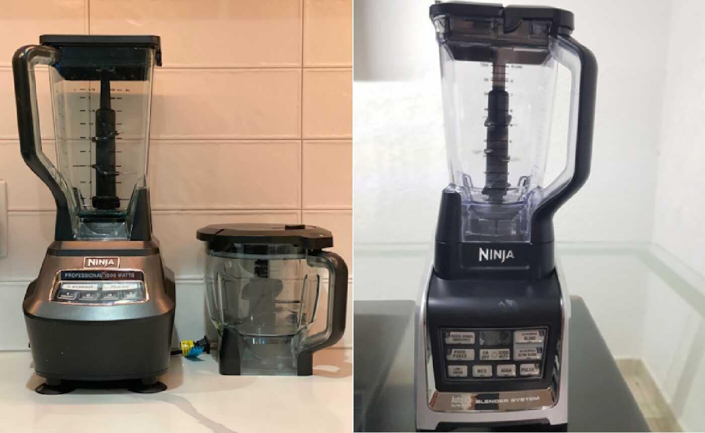 Ninja BL910 vs BL770