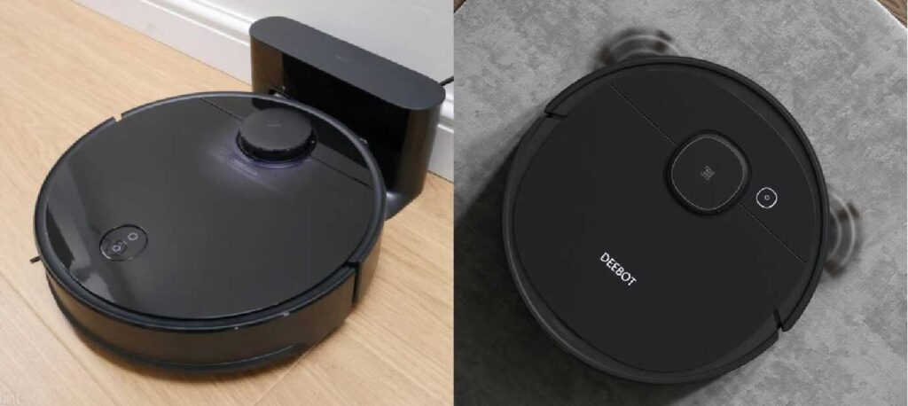 Roborock S4 vs Neato D4