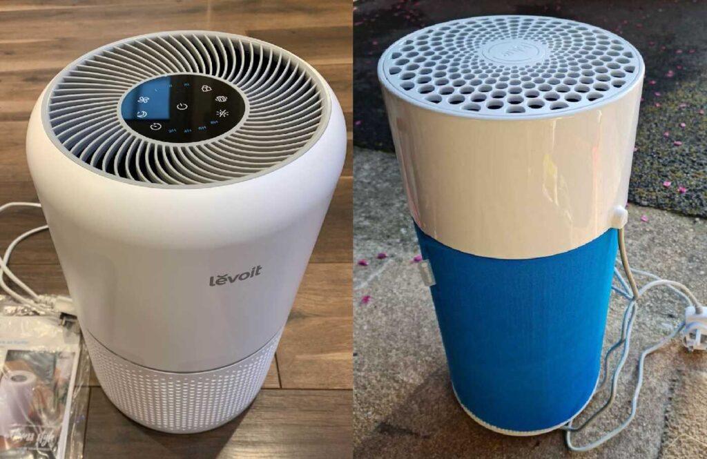Levoit Core 300 vs Blue Pure 411