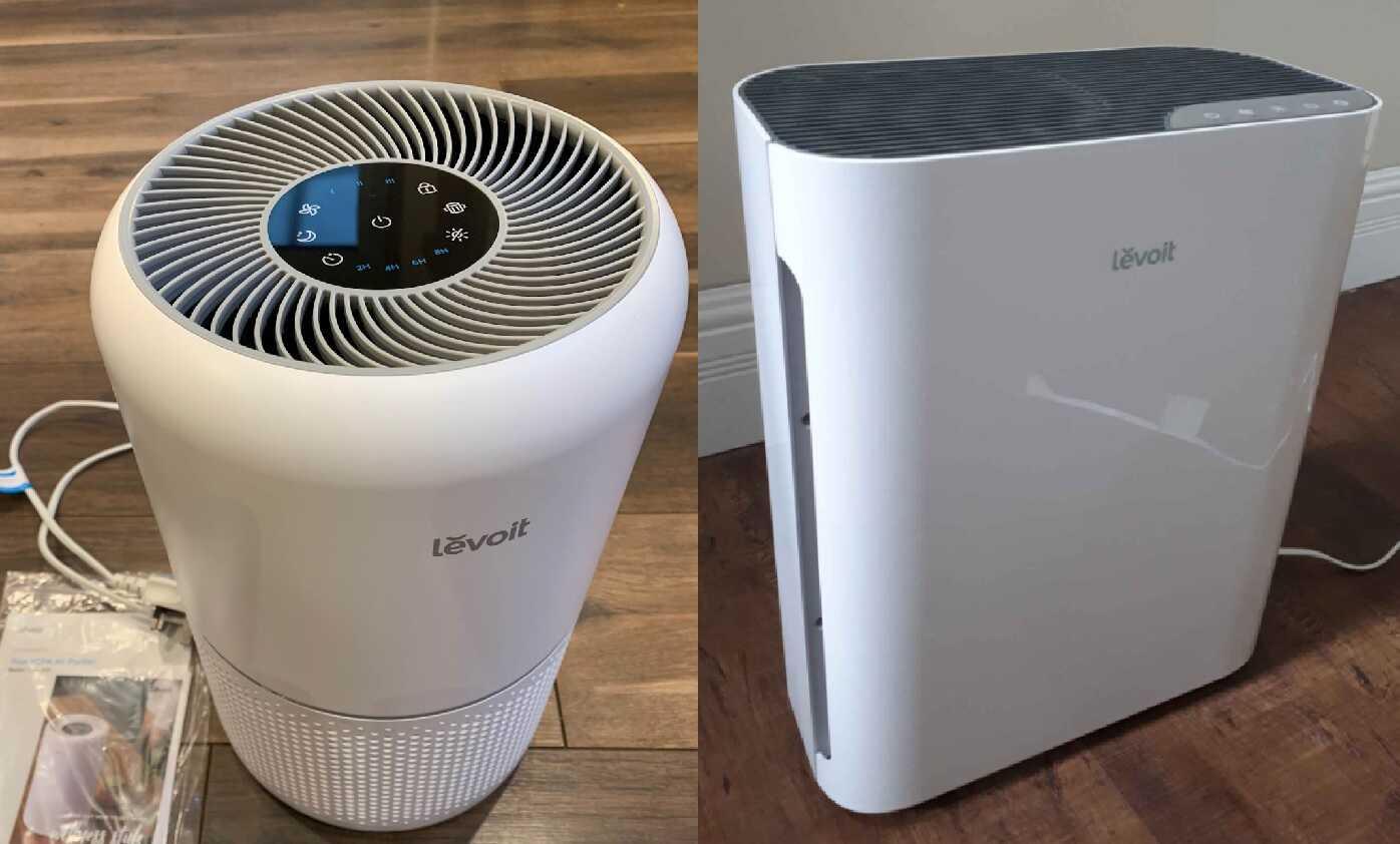 Levoit Core 300 vs Vital 100