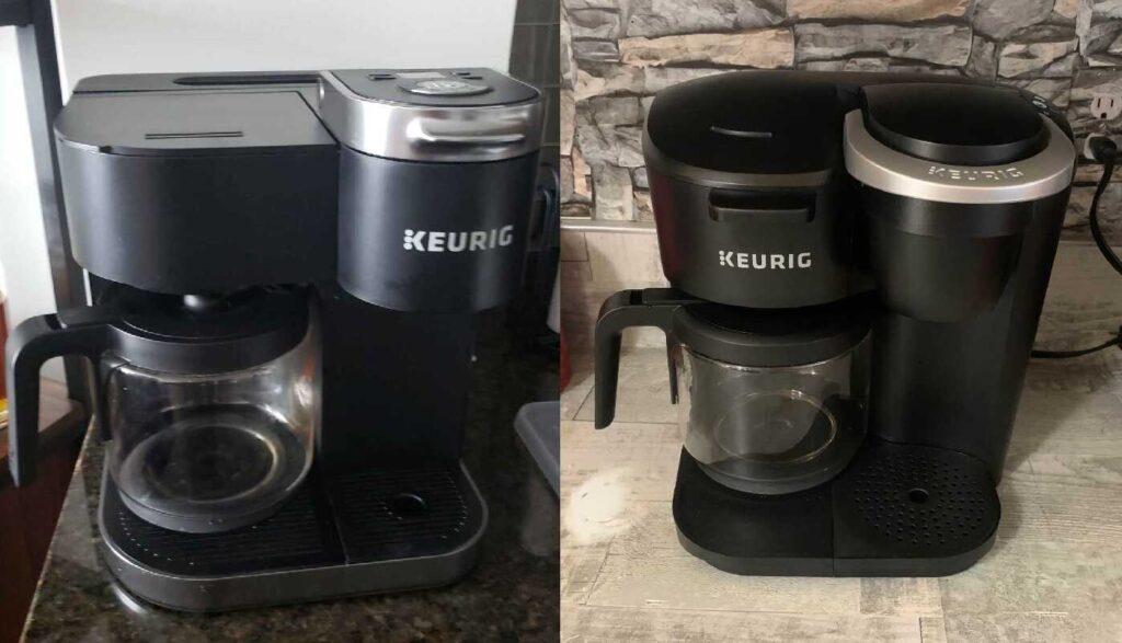 Keurig K-Duo Vs K-Duo Essentials