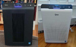 Winix 5500-2 vs C555