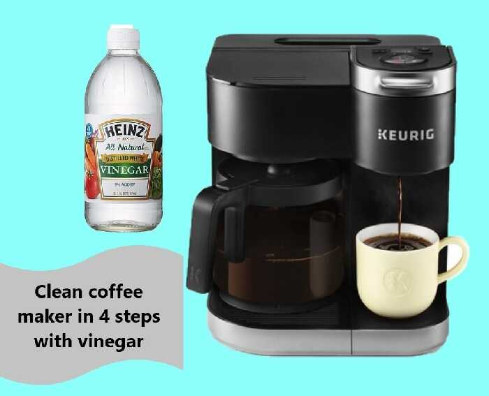 Keurig Coffee Maker Cleaning Instructions