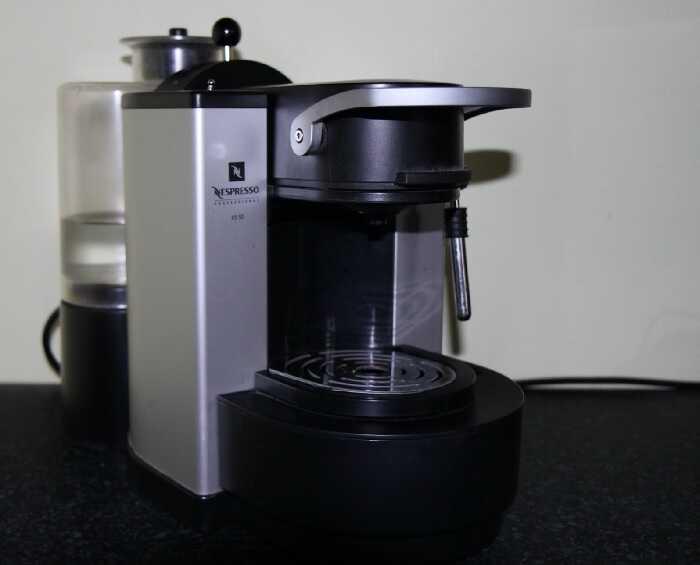 How To Open A Nespresso Machine