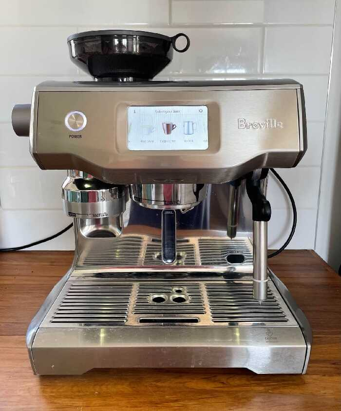 Breville Oracle Touch vs Jura S8