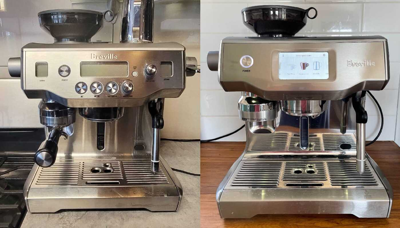 Breville Oracle Vs Oracle Touch