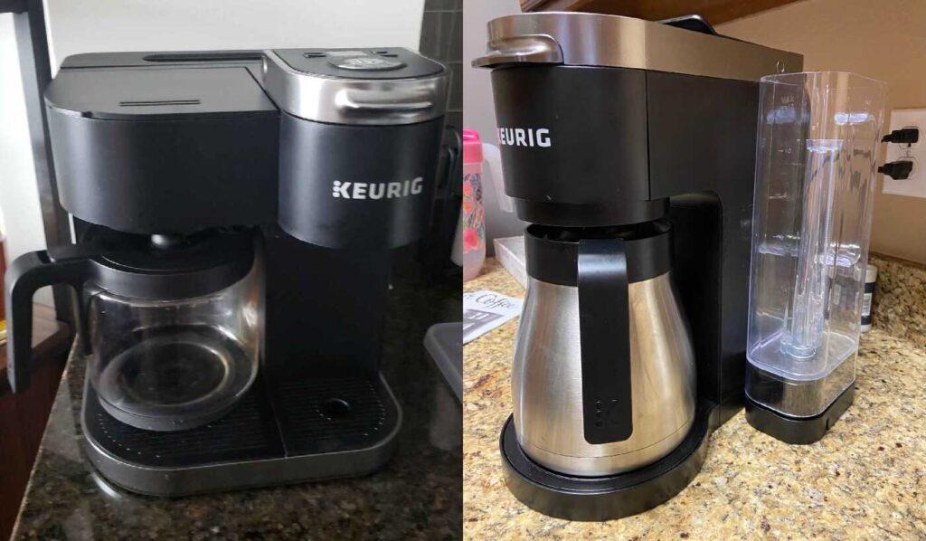 Keurig K-Duo vs K-Duo Plus